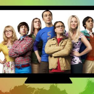 BOX - The Big Bang Theory