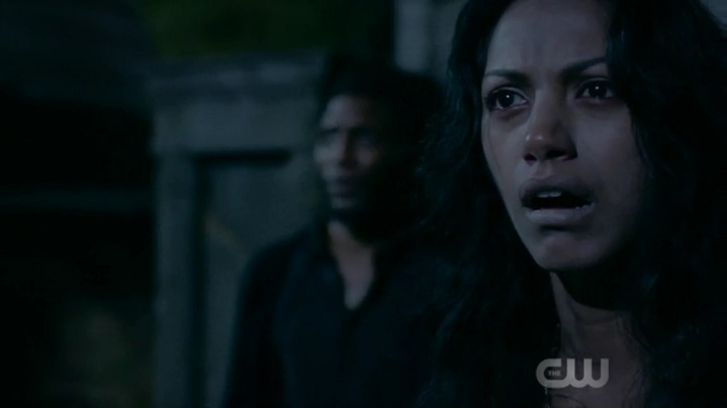The Originals S05E10: There in the Disappearing Light/Ivy e Vincent